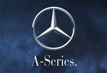 Mercedes A-SerIes AdvertIsIng Envelope
